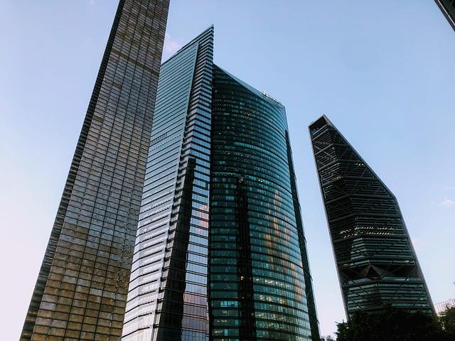 edificios más altos de la Ciudad de México