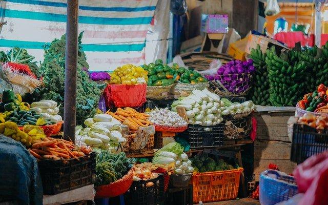 mercados de la ciudad de mexico