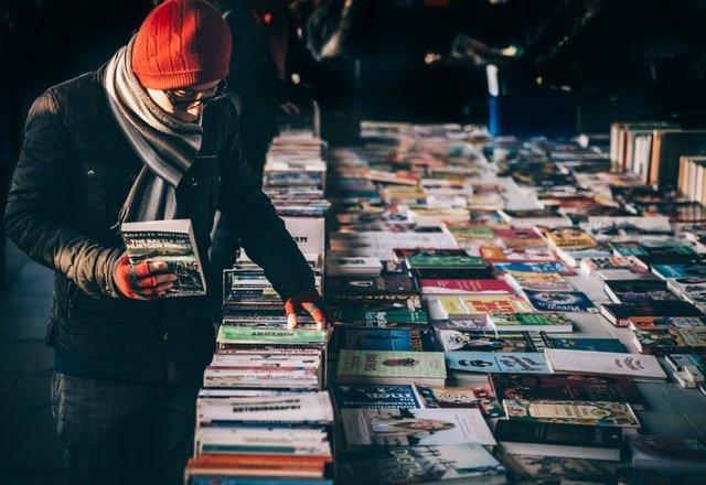 Feria del libro CDMX
